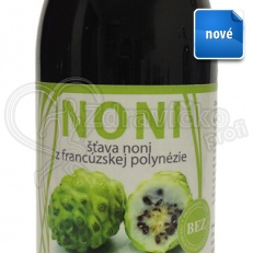 Noni šťava 100% 500ml