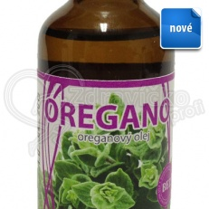Oregano olej 50ml 20%