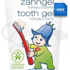 Topfer detská zubná pasta bez fluoru 50ml