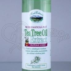 TEA TREE pleťová voda s čajovníkom na problematickú pleť 200ml