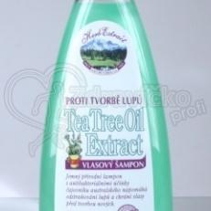 Vlasový šampón TEA TREE s čajovníkom proti lupinám 250ml