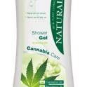 NATURALIS CANNABIS konopný sprchový gel s konopným olejom 275ml