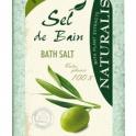 NATURALIS soľ do kúpeľa s olivovým olejom 1000g