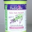 PEDICURE levanduľová soľ na nohy 420g