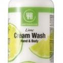BIO tekuté krémové mydlo limeta 245ml