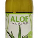 Aloe Vera šťava 99,8% Ekomedica bez konzervatov a cukru