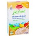 BIO Töpfer Organická cereálna kaša zo semolinovej pšenice s jablkom a banánom od 6. mesiaca neml.