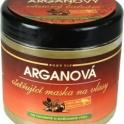 Argánová intenzívna regeneračná vlasová maska 650ml