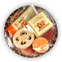 Kozmetika s marhuľovým olejom darčeková kazeta