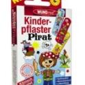 Náplasť detská pirát 10ks