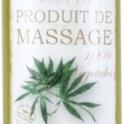Konopný masážny telový olej 100ml