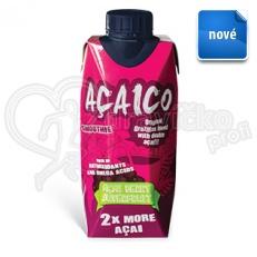 Acaico Smoothie 330ml - dvojitá dávka acai