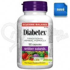 Diabetex 90cps pre diabetikov (Gurmar+horká tekvička+ginkgo+senovka )