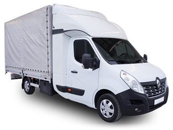 RENAULT Master (plachta)